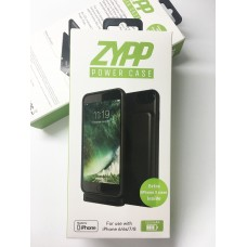 Zypp Wireless Power Case with Detachable Battery Pack for iPhone X/8/7/6
