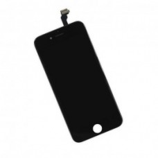 "LCD & Digitizer Frame Assembly for iPhone 6 (4.7"") - Black-Genuine&Brandnew"