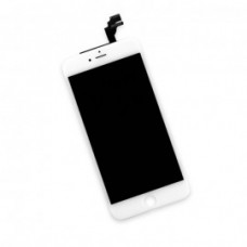 "LCD & Digitizer Frame Assembly for iPhone 6 Plus (5.5"") - White-Genuine&Brandnew"